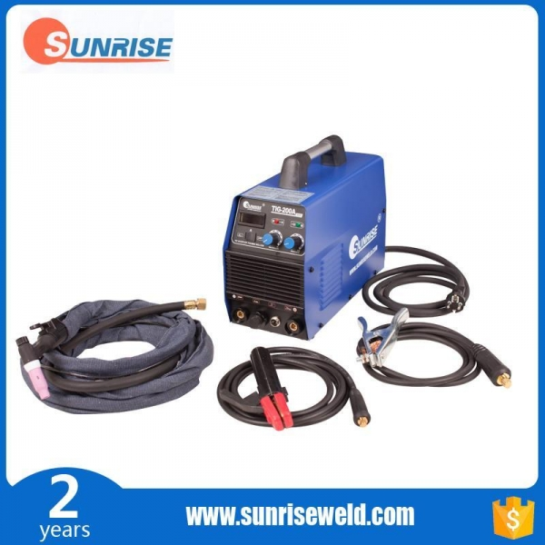China WELDING EQUIPMENT stainless steel dc ac tig welder