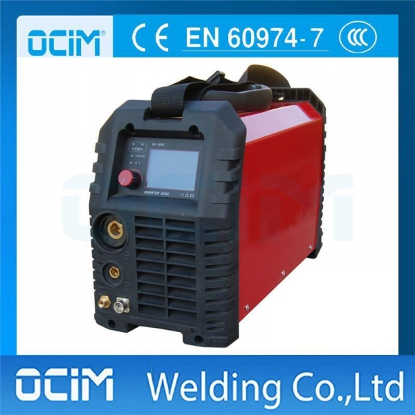 China WELDING EQUIPMENT BI1600 Inverter IGBT AC DC TIG MMA Welding Machine