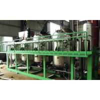 Cheap Animal oil fat refining plant for sale