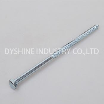 Quality BOLT Hexagon Head Lag Screw DIN 571 Carbon Steel or Stainless Steel A2 A4 or Brass wholesale