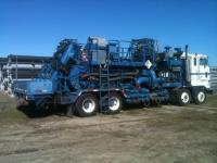 Buy cheap Frac Blender Truck from wholesalers