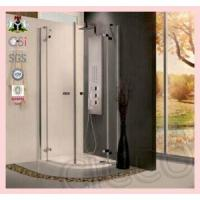 Cheap Shower Enclosures Safety Glass Shower Door Hinges Types for sale