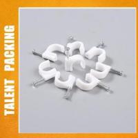 Cheap CE certificate fastener plastic wall cable clip for sale