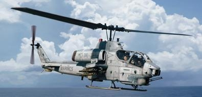 China USMC AH-1W SuperCobra Attack Helicoper