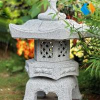 Cheap Natural Japanese Stone Lantern for sale