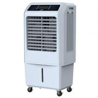 Cheap AC110/220V with DC 24V 30L Evaporative Air Cooler Portable Air Conditioner with 2000m3h Airflow for sale