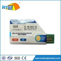 Buy cheap Single Use Super Thin TAG Type USB Temperature Data Logger from wholesalers