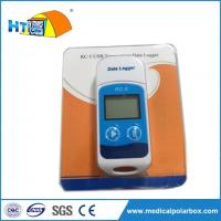 Buy cheap HTRC-5 Internal Sensor High Accuracy Temp Recorder with LCD from wholesalers