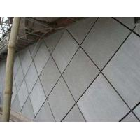 China Class A1 Fireproofing Exterior Cement Sheet Wall Panels Moisture Preserving High Density on sale
