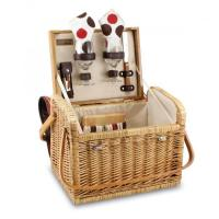 Buy cheap Picnic Time Kabrio-Moka Picnic Basket for 2 from wholesalers