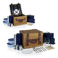 Cheap Picnic Time Canterbury Picnic Basket for Two for sale