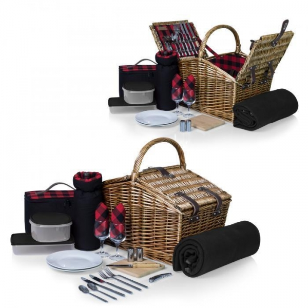 Quality Picnic Time Somerset Picnic Basket for Two wholesale