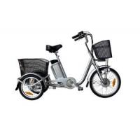 China Electric sight-seeing Cars 20 3 Wheel Adult Electric Cargo Tricycle with Cabin on sale