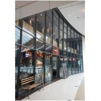 Cheap M65 Steel Curtain wall and Steel Sun Room System for sale