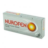 Nurofen Ibuprofen 200mg Coated Tablets