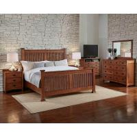 China A-America MIH Mission Hills King Size Slat Bed on sale