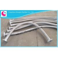 Buy cheap Stainless Steel Corrugated and Braided Flexible Metal Hose from wholesalers