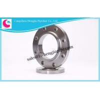 Buy cheap Carbon Steel/alloy Steel/ Stainless Steel ANSI B16.5 Class 150 Slip-on Pipe Flanges from wholesalers