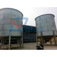 Storage Tank made by corrugated steel sheets