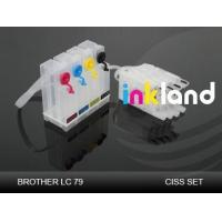 China BROTHER LC79/LC75/LC1240/LC1280 CISS SET on sale