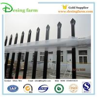 Cheap steel spear top fence panels Item No.: c-030 for sale