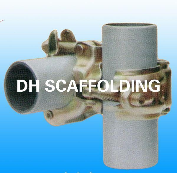 Pressed Double Coupler : Jis pressed double coupler of dh scaffolding