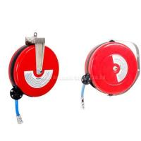 Buy cheap HRPM Metal Auto Hose Reel PU Braided Tube from wholesalers