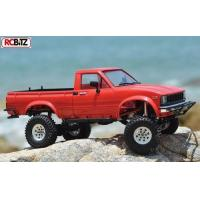 Cheap RC4WD Trail Finder 2 RTR Mojave II RED Body Shell Set Z-RTR0024 Just add battery for sale