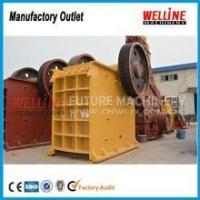 Cheap factory supplied large capacity rock crusher line for sand making with bottom price for sale