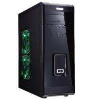 Cheap Hight quality hot-selling shining panel colour fan full ATX P4 pc case for sale