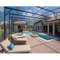 Z Guard Coating tempered glass pool fe...