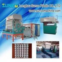 China Automatic paper pulp moulding egg carton making machine on sale