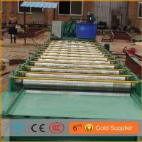 Cheap Galvanized corrugated iron sheet forming machine for sale