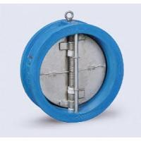 Cheap Wafer Double Plate Check Valve, PN10 for sale