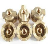 China Lost Wax Brass Castings on sale