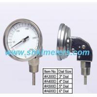 Cheap BIMETAL THERMOMETER  A  type series for sale