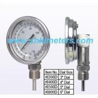 Cheap BIMETAL THERMOMETER  I  type series for sale
