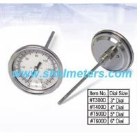 Cheap BIMETAL THERMOMETER  T  type series for sale