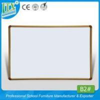 Buy cheap Magneitc whiteboard writing board no folding dry eraser white board with alumium frame from wholesalers