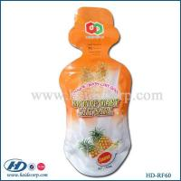 Buy cheap Shaped Bag Name:Juice bag in special shape from wholesalers