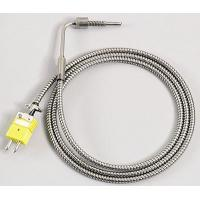 Cheap Bayonet Style Thermocouples with Stainless Steel Cable for sale