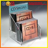 China DY-OF031 Desktop clear acrylic brochure holder on sale