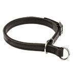 Quality Leather choke dog collar - c1 wholesale