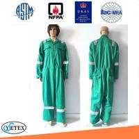 China Safety clothing flame resistant industrial coverall on sale