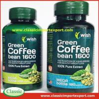 Cheap Green coffee Bean extract capsules oem wholesale for sale