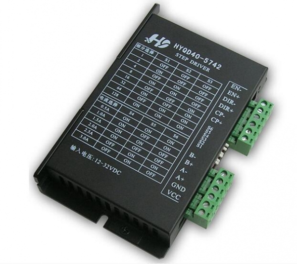 three phase stepper motor driver with certificate of 3