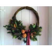 Cheap Art & Craft Days - Christmas Wreaths & Swags  Willow - Essex for sale