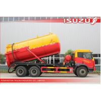 Cheap 18,000Liter Congo Heavy duty Vacuum Loader Vehicle Isuzu for sale