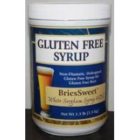 Cheap BriesSweet White Sorghum Syrup 3.3 lb for sale