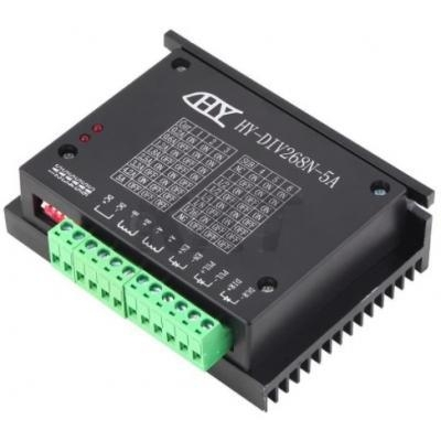 Cnc single axis tb6600 0 2 5a two phase hybrid stepper for 5 phase stepper motor driver